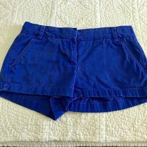 """JCrew Chino Shorts 3"""" inseam"""